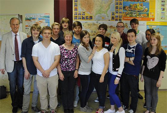El grupo de la GESAMTSCHULE KAMEN visita TANDEM de nuevo este próximo otoño.