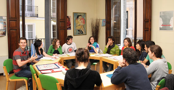Corso di spagnolo per gruppi