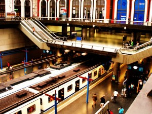Madrid tourist information: metro