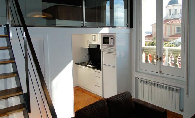 Private Wohnung