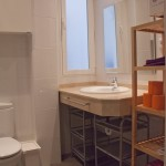 Summer shared flat bathroom, TANDEM Madrid