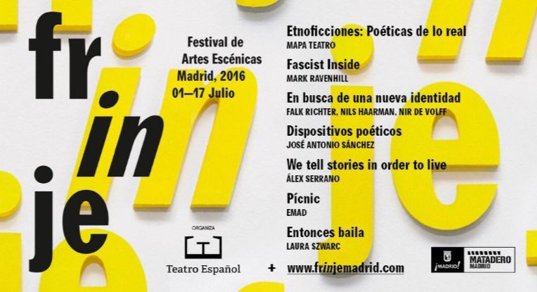 More about Frinje Madrid 2016