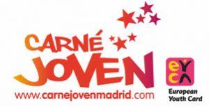 logo Carnet Joven Madrid