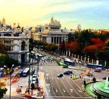 Étudier l'espagnol à Madrid