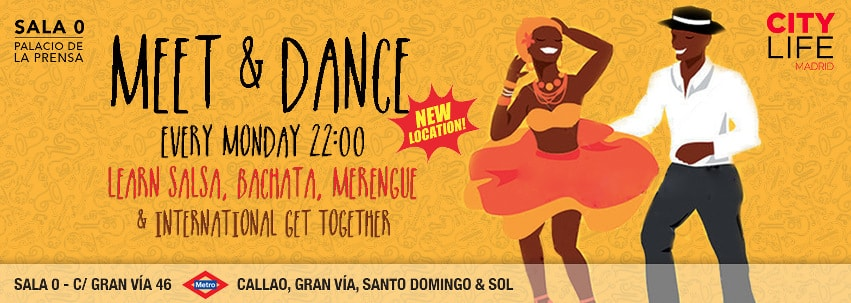 salsa meet & dance