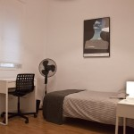 Summer shared flat single room, TANDEM Madrid