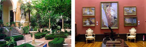 Spanish and a Passion for Small Museums. Sorolla Museum.
