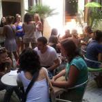 Courtyard, TANDEM Madrid