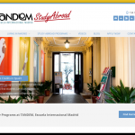 New TANDEM's site: study abroad programs