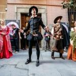 Festival Cervantes, Quartiere las Letras