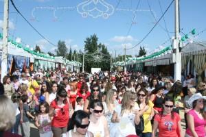 Feria San Isidro