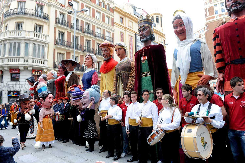 Fiestas de san isidro 2017 madrid espa a tandem madrid for Eventos madrid mayo 2017
