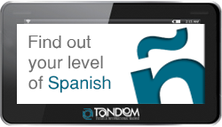 Free online Spanish level test