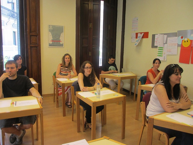 Preparation course for the CCSE exam