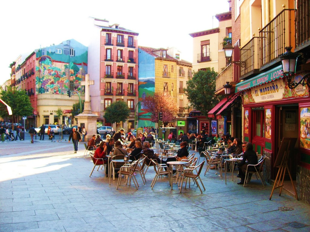 La Latina Madrid