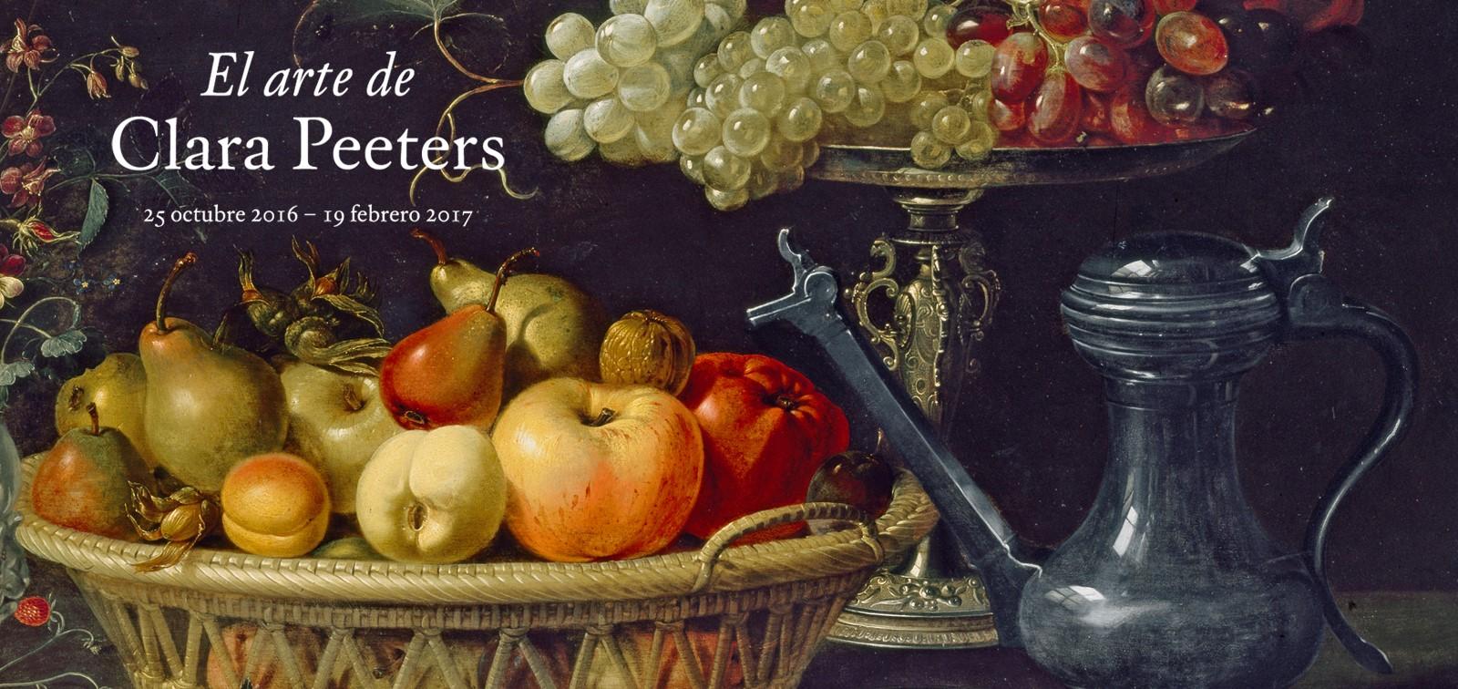 The Art Of Clara Peeters Tandem Madrid