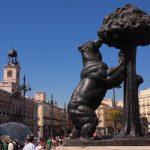 El Oso y el Madroño Statue, Puerta del Sol, Madrid