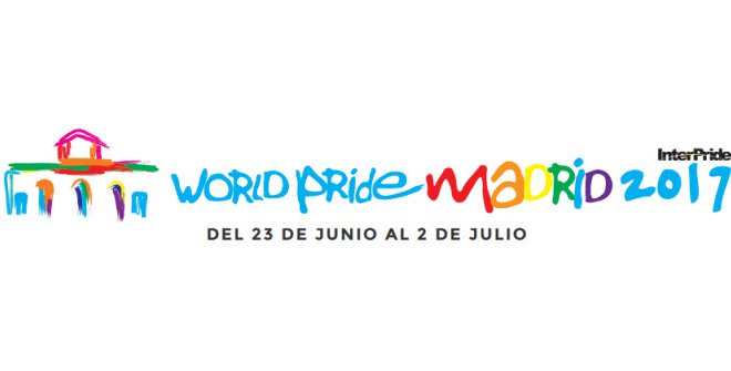 Image result for madrid pride 2017