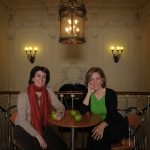 Matilde Cerrolaza and Begoña Llovet, directors of TANDEM Madrid