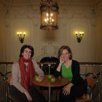 Matilde Cerrolaza et Begoña Llovet, réalisateurs de TANDEM Madrid