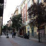 Rue Huertas, Barrio de las Letras, Madrid