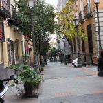 Rue Huertas Madrid