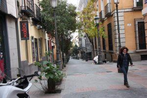 Calle Huertas Madrid