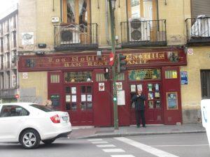 Calle Toledo Madrid