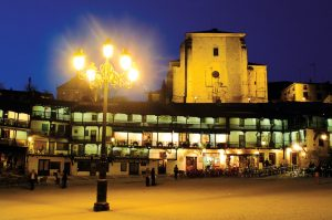 Chinchon, Comunidad Madrid