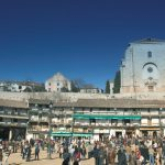 Chinchon Square, near Madrid