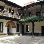 Chinchon Typical Building