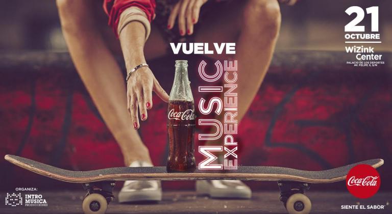 Coca Cola Festival Experience