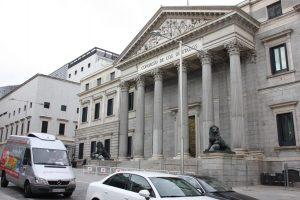 Congreso Diputados Madrid