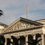 Congreso Diputados Madrid, en detalle