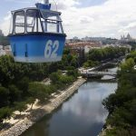 Madrid Cablecar