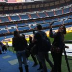 Cultural Program: Bernabéu