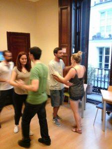Cultural Program: Salsa