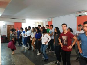 Cultural Program: flamenco class