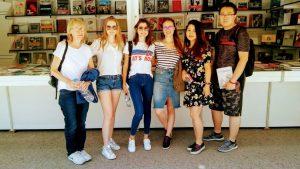 Cultural Program: book fair