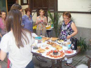 Cultural Program: Food