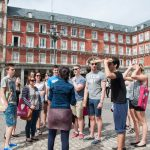 Kulturprogramm:	Plaza Mayor
