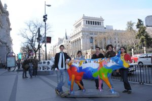 Cultural Program: Art bull