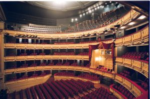 Madrid Culture: inside the Teatro Real