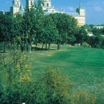 Golf Club in El Escorial
