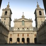 El Escorial from inside