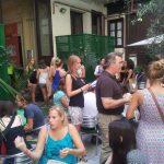 Troca de festa, TANDEM Madrid