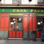 La gastronomie, Casa Alberto Madrid