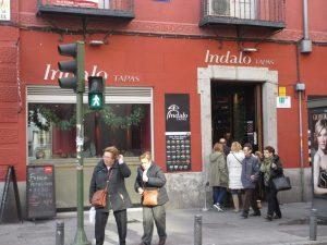 Gastronomy Madrid Tapas