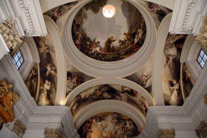 Iglesia San Antonio Goya Madrid