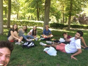 Junior programs: nature in Madrid